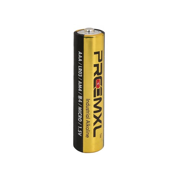 Промышленная 1300mAh 1,5 v am4 LR03 Щелочная сухая aaa супер Щелочная сухая батарея для игрушек