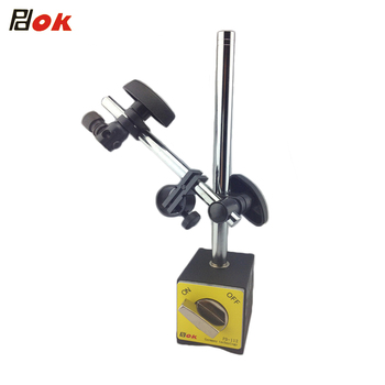 Magnetic Base Holder With double adjustable pole for dial Indicator Test Gauge Magnetic Stand With Fine Adjustment