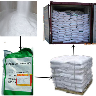 Feed Additives Betaine HCL 95% Manufacture