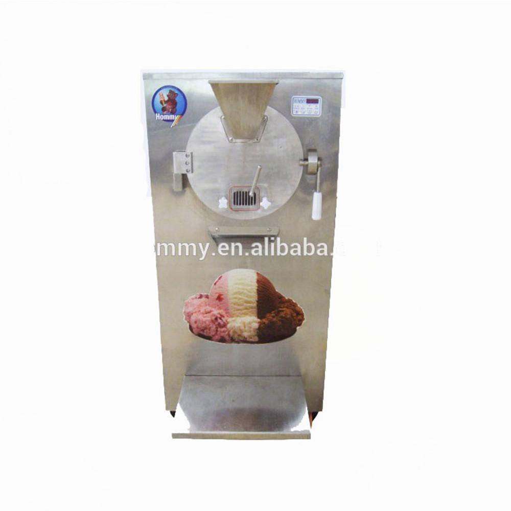 Коммерческая машина для производства мороженого, Высокая производственная мощность (Одобрено CE)