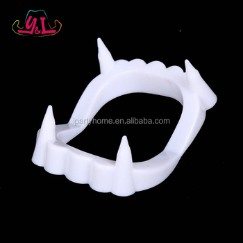 Halloween Party Vampire Teeth New Design Plastic Vampire Fangs