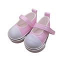 5 Pairs 5cm PU Leather Doll Toy Shoes 1 4 Mini Doll Sneakers Boots for Tilda