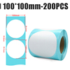 100 * 100mm-200pcs-white