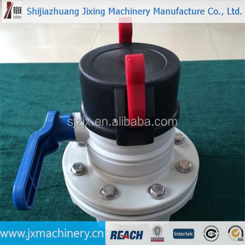 PP Flexitank durable Flexitank butterfly valve