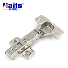 Haits Full Overlay Self Closing Hidden Clip On Soft Close Kitchen Cabinet Hinge Door Hinges