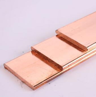 Шина из чистой меди 25 мм * 3 мм для заземления и защиты от молний