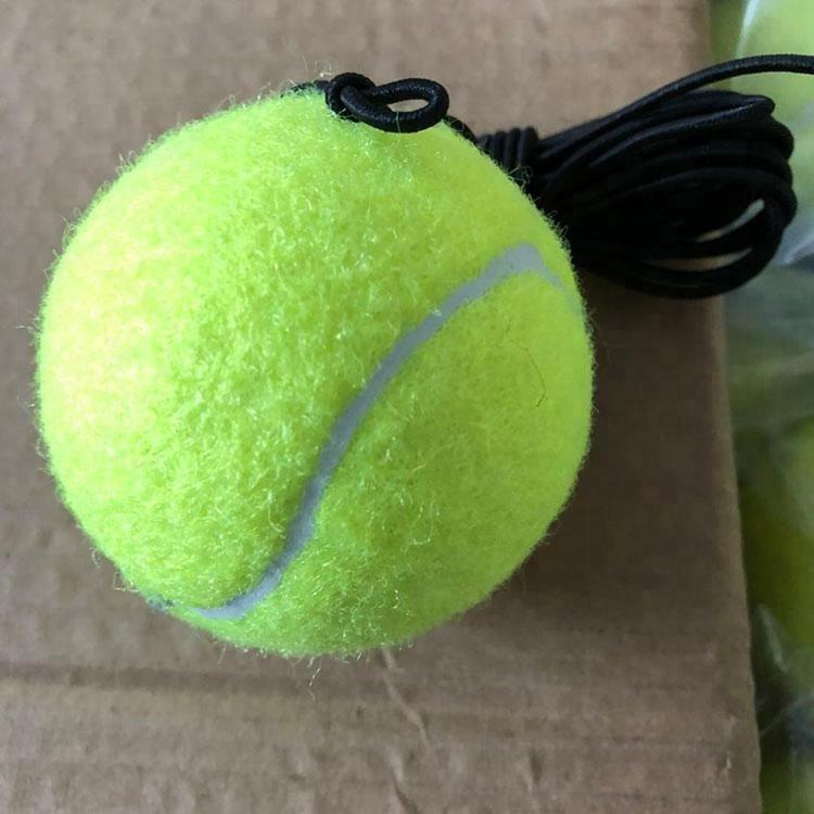 6,5 см тренировочный теннисный мяч с эластичной веревкой в наличии