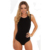 Women sexy Sleeveless Playsuit Summer Bodycon Jumpsuit Short Rompers Womens back strap Jumpsuit Club Body Jumpsuit