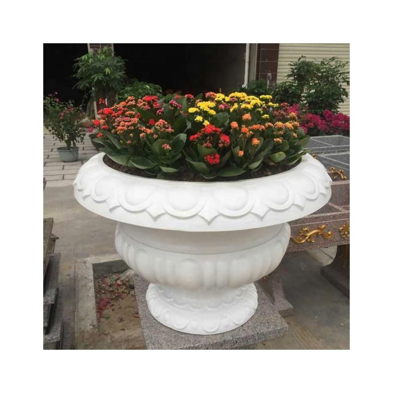ABS plastic large plastic flower pot mold
