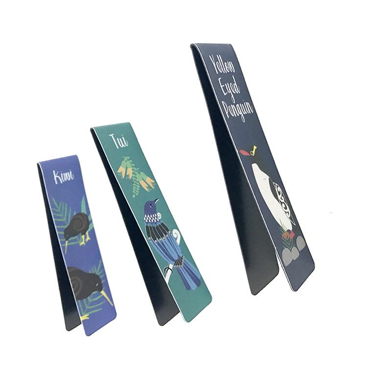 3 шт., металлические магнитные сувенирные подарочные закладки