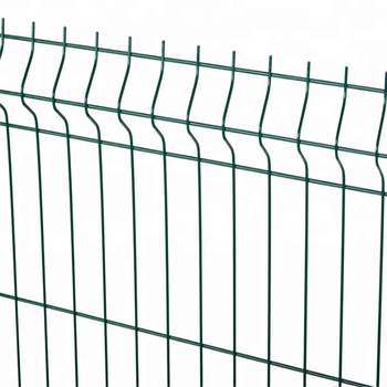 white color Hot Dipped Galvanised BRC Welded Wire Mesh Fence / Galvanised BRC Welded Mesh