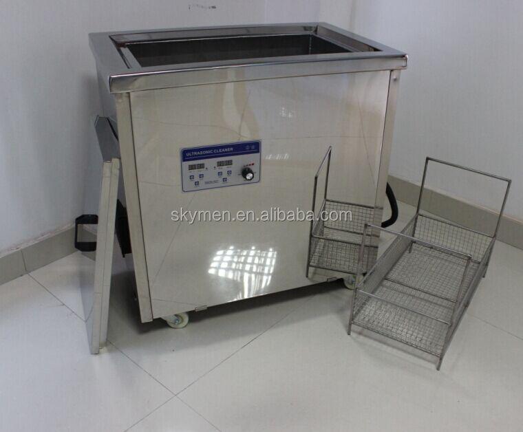 Skymen Manufacturer Industrial Bath Ultrasonic Cleaner 40l