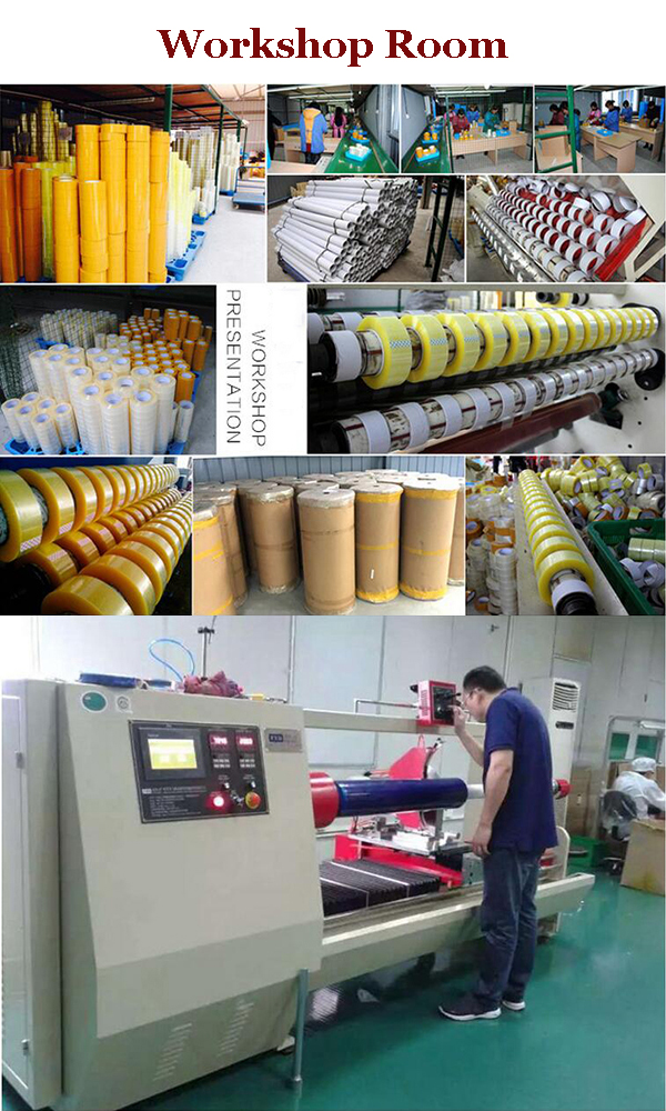 Adesivo hot melt molti colori clear bopp nastro di imballaggio perso<em></em>nalizzato con campioni gratuiti Commercio all'ingrosso, produttore, produzione