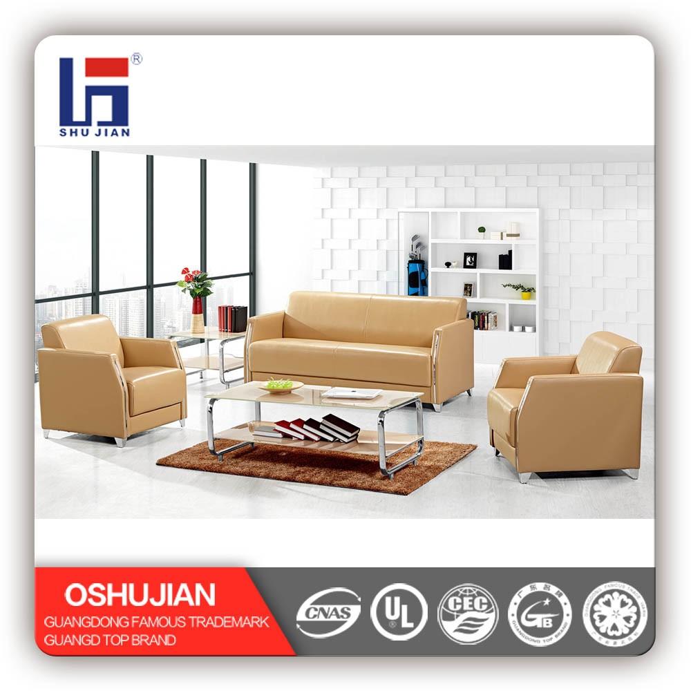 Oshujian напрямую с фабрики, отеля, офиса, дистиллятор эфирных масел в комнатах ожидания современный высокого качества 3 местный кожаный Диванный гарнитур