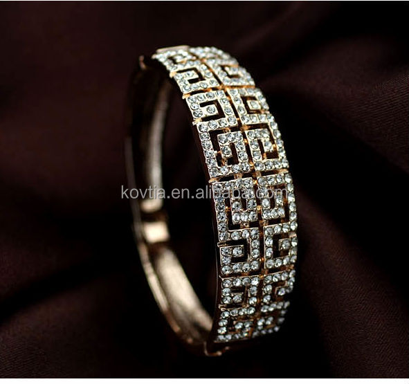 Latest Yiwu Tanishq Bracelets Bangles Designs