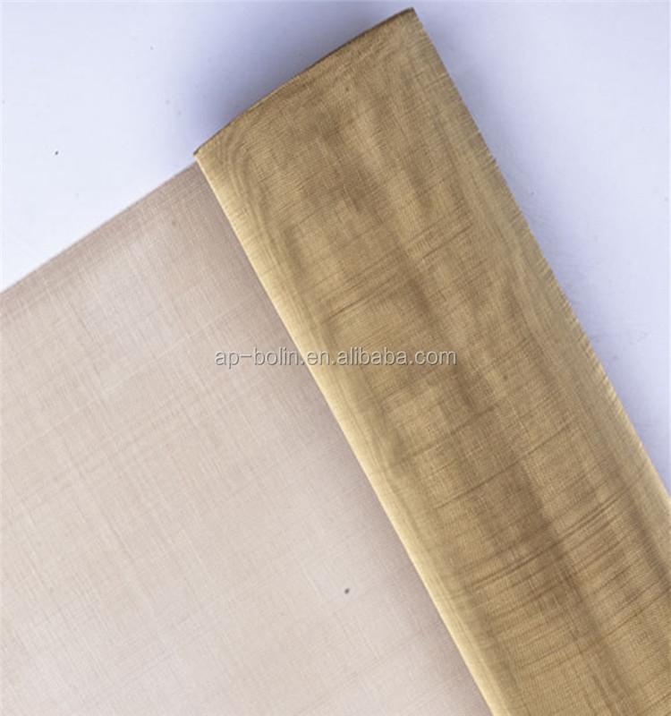 Ультратонкая сетка 200 латунная сетка для топливного фильтра