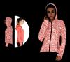 Girl pink jacket
