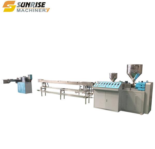 Machine for Making Drinking Straw