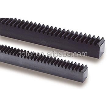 CNC Hardened Gear Racks