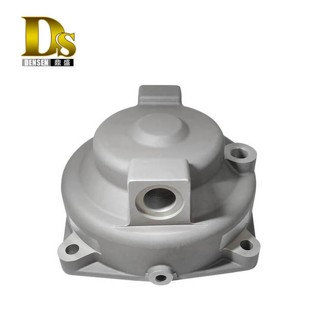 Densen customized Locomotive Components Factory Aluminum Pressure Gravity Casting for train Parts