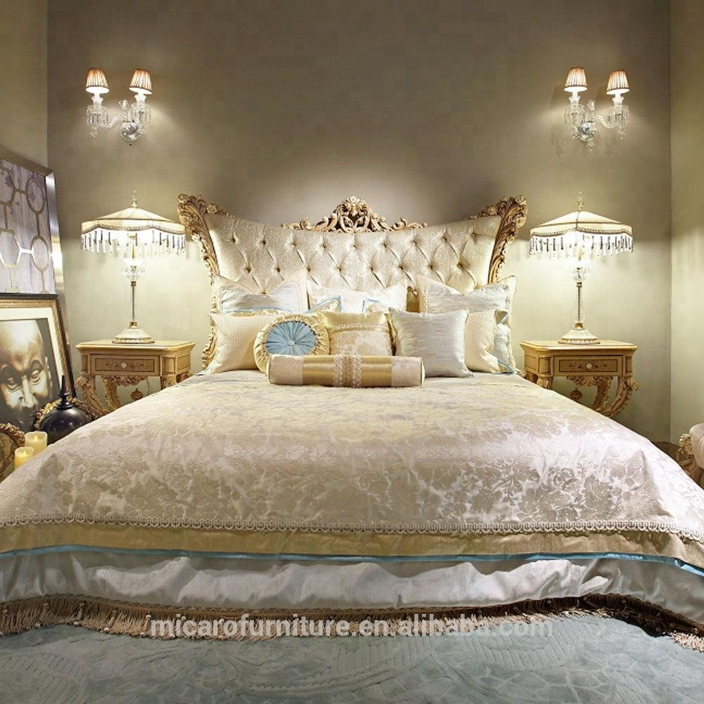 Luxury Furniture Royal Furniture Antique Gold Bedroom Sets Baroque Classical Luxurious King Bedroom Furniture Set Buy Antique White Bedroom Set Antique White Bedroom Set Antique Gold Bedroom Furniture Set Product On Alibaba Com