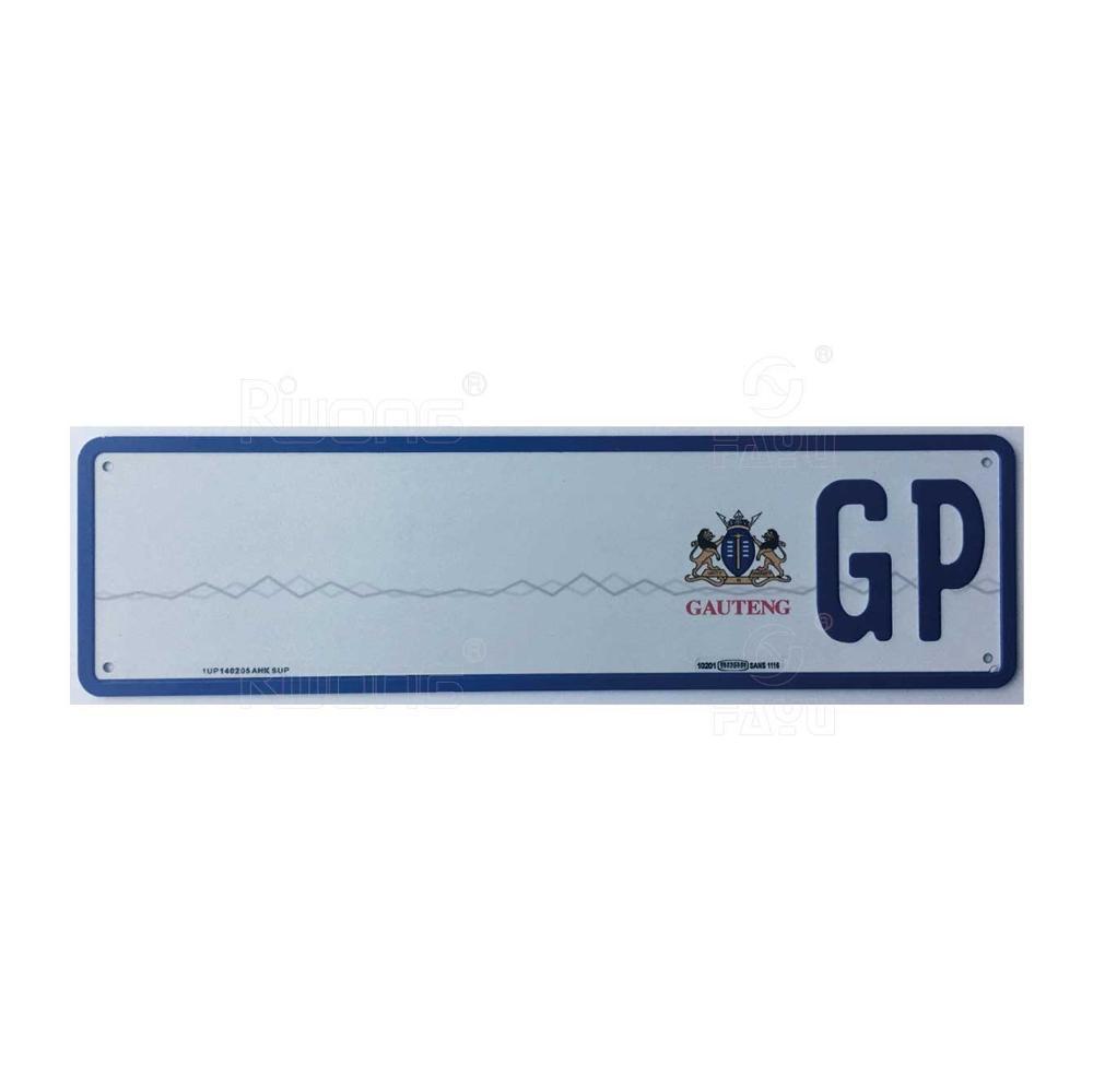 لوحات تسجيل السيارات في جنوب افريقيا Buy رقم لوحة السيارة التصميم Gaoteng رقم لوحة لوحة ترخيص Gaoteng Product On Alibaba Com