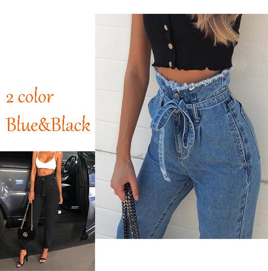 Pantalones Vaqueros De Cintura Alta Para Mujer Vaqueros Rectos Para Mujer Pantalones Vaqueros Para Mujer 2019 Buy Jeans Jeans Baratos Jeans De Cintura Alta Para Mujeres Product On Alibaba Com