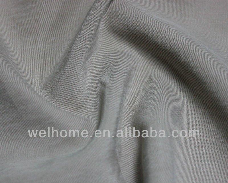 Дешевая тенсель/нейлоновая окрашенная ткань