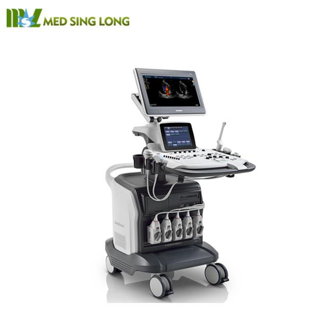Кардиографический аппарат для эхокардиографии 4D Color Doppler, Sonoscape S40 color doppler CW Funtion для сердца