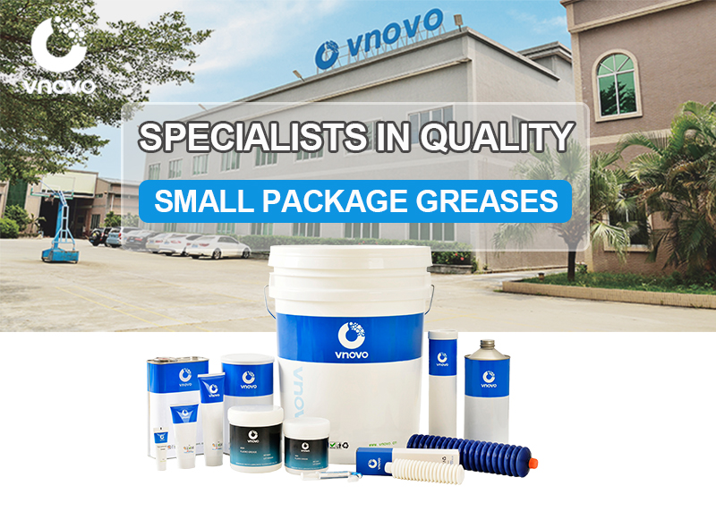 VNOVO Low-Torque Noise Reduction Damping Lubricating Grease For Gear Trains& Motors