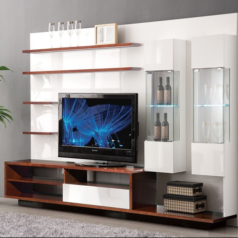 Living Room Furniture Tv Rack Cabinet Design Tv Unit Modern Stand For Hall View Tv Unit Design For Hall Zoe Product Details From Foshan Qiaoyi Furniture Co Ltd On Alibaba Com