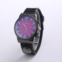2017 модные часы Супермен люксовый бренд GERIDUN часы мужские компас мужские часы Ретро Кварцевые Relogio Masculion для подарка(Китай)