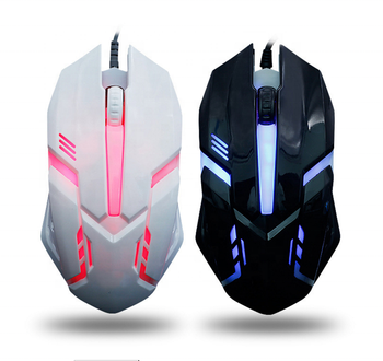 USB Wired 3D Backlit Computer Accessories Game Mouse