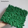 잔디 녹색
