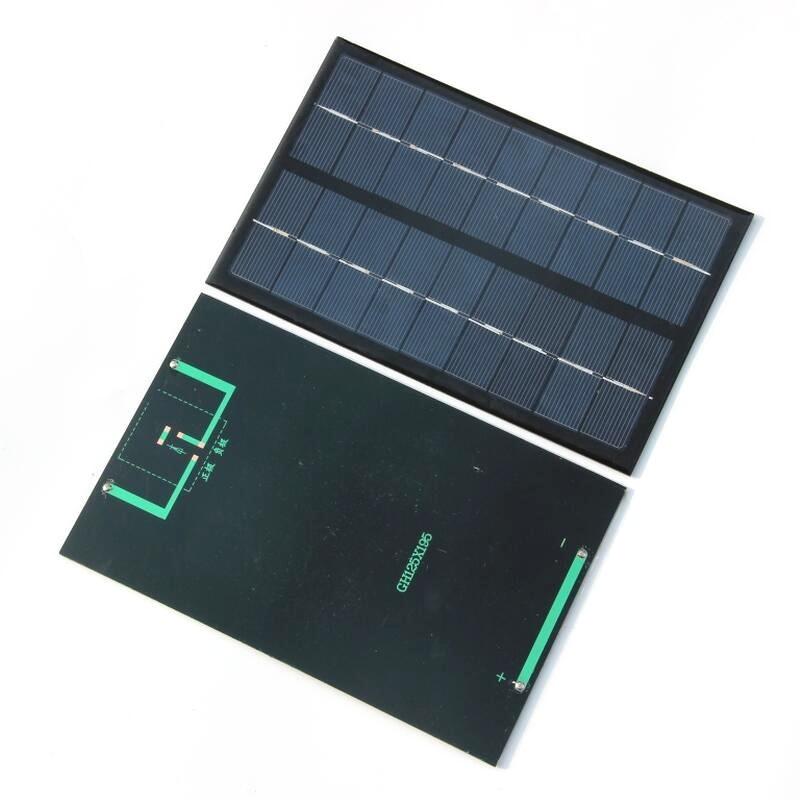 9 v 350ma 3 w panneau solaire mini cellule solaire panneau solaire module bricolage panneau. Black Bedroom Furniture Sets. Home Design Ideas
