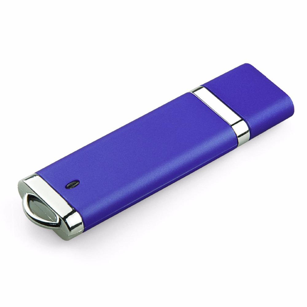 Popular Gadgets Flat Shape USB 3.0 U Disk Flash Memory with Cap - USBSKY   USBSKY.NET