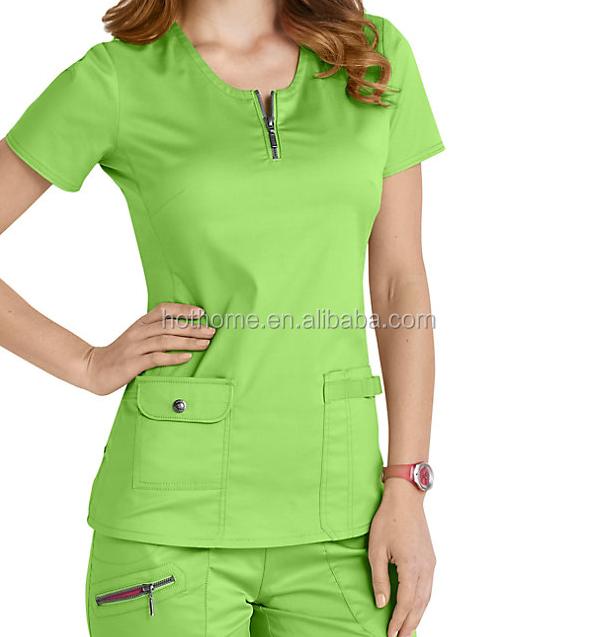 Новая европейская Больничная зеленая униформа для кормления на заказ, костюм, медицинская одежда