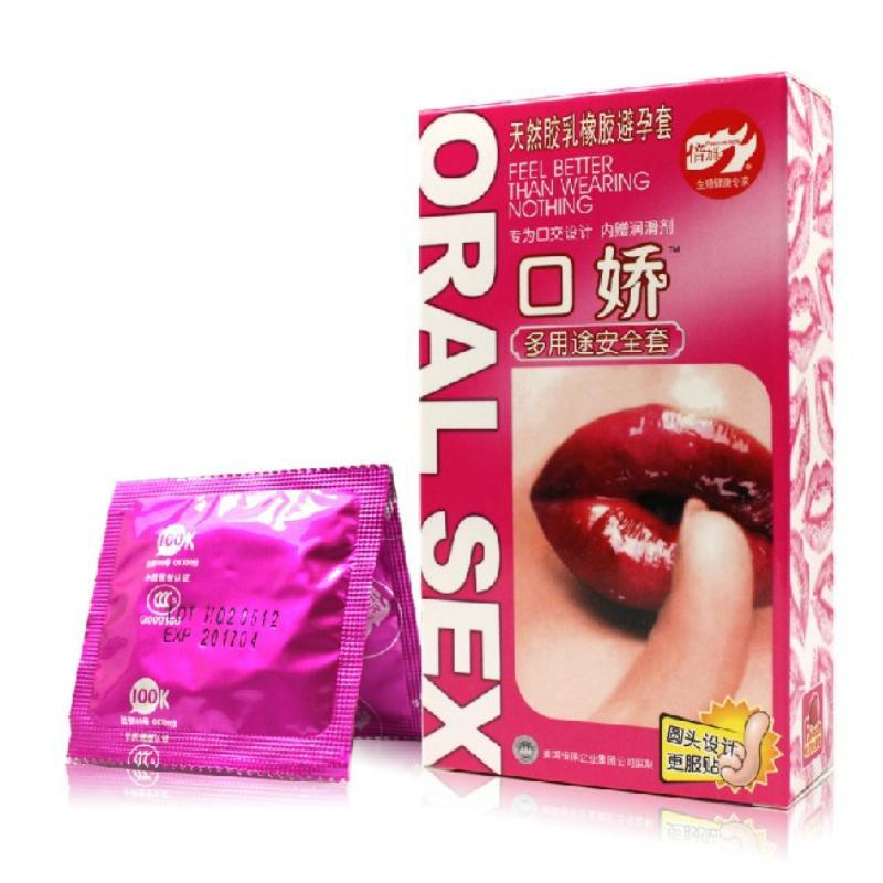 Oral sex unflavored condoms can recommend