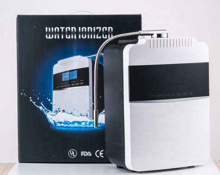 Прямая продажа с фабрики щелочной воды ионизатор очиститель воды фильтр машины