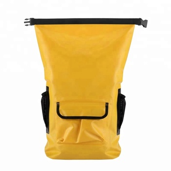 New Stylish Roll Top PVC Dry Bags Waterproof Bag Outdoor Travel Backpack