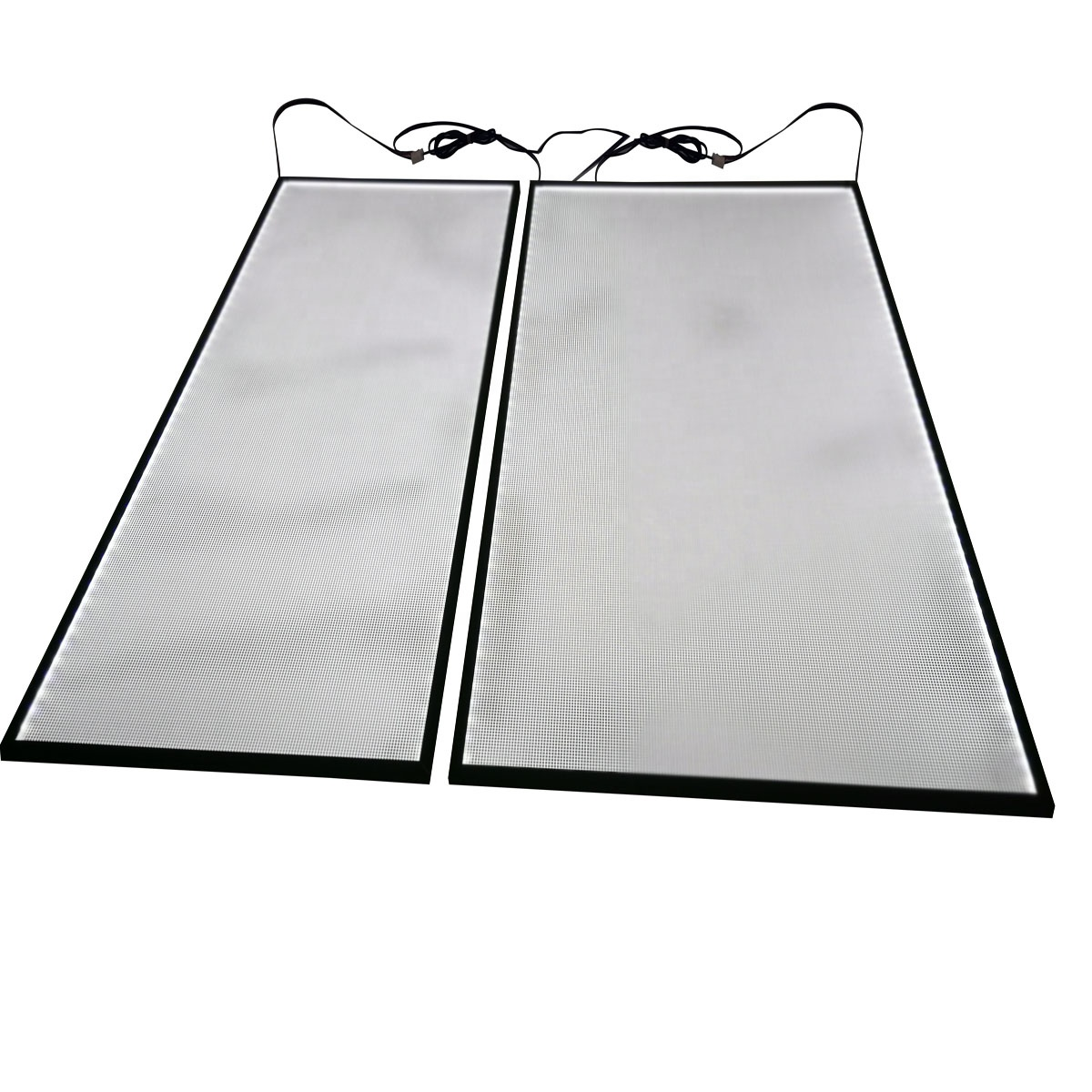 Specific Custom Square Flat Grow Ultra Slim Led Panel Light for Building Decoration
