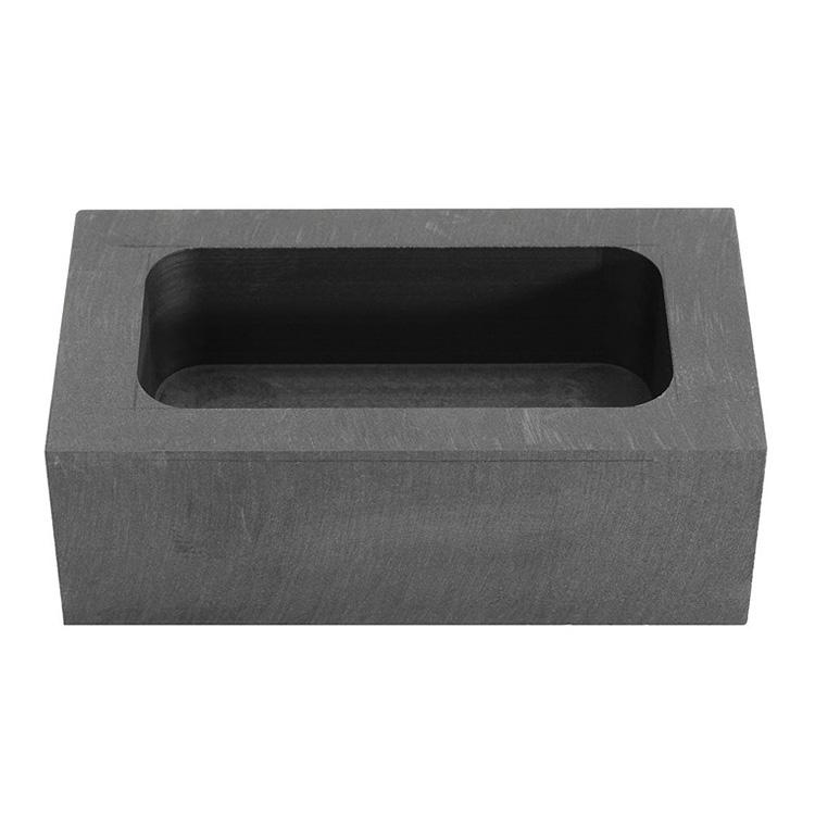 Casting graphite ingot mold for aluminum