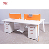 4 Person Office Table Desk