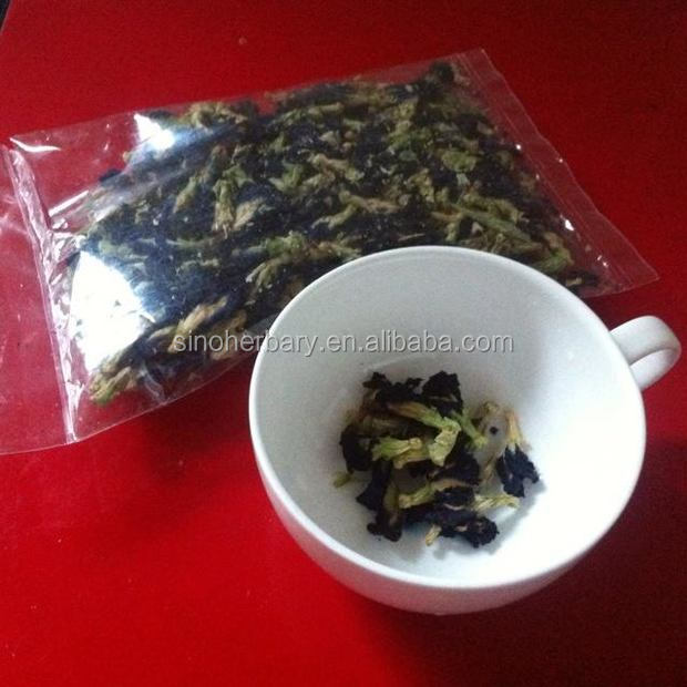 High Quality Dried Butterfly Pea Flower Tea From Thailand - 4uTea | 4uTea.com