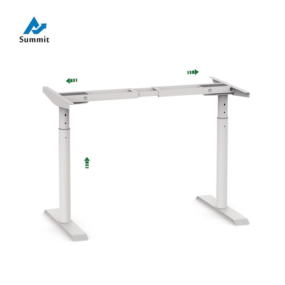 Ningbo Summit SM-ASP-S2 Pin Screw Round Leg Electric Standing Desk Frame