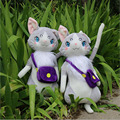 2016 New plush Toys RE From Scratch different The World Live Cat Pillow Parker Secondary Yuan