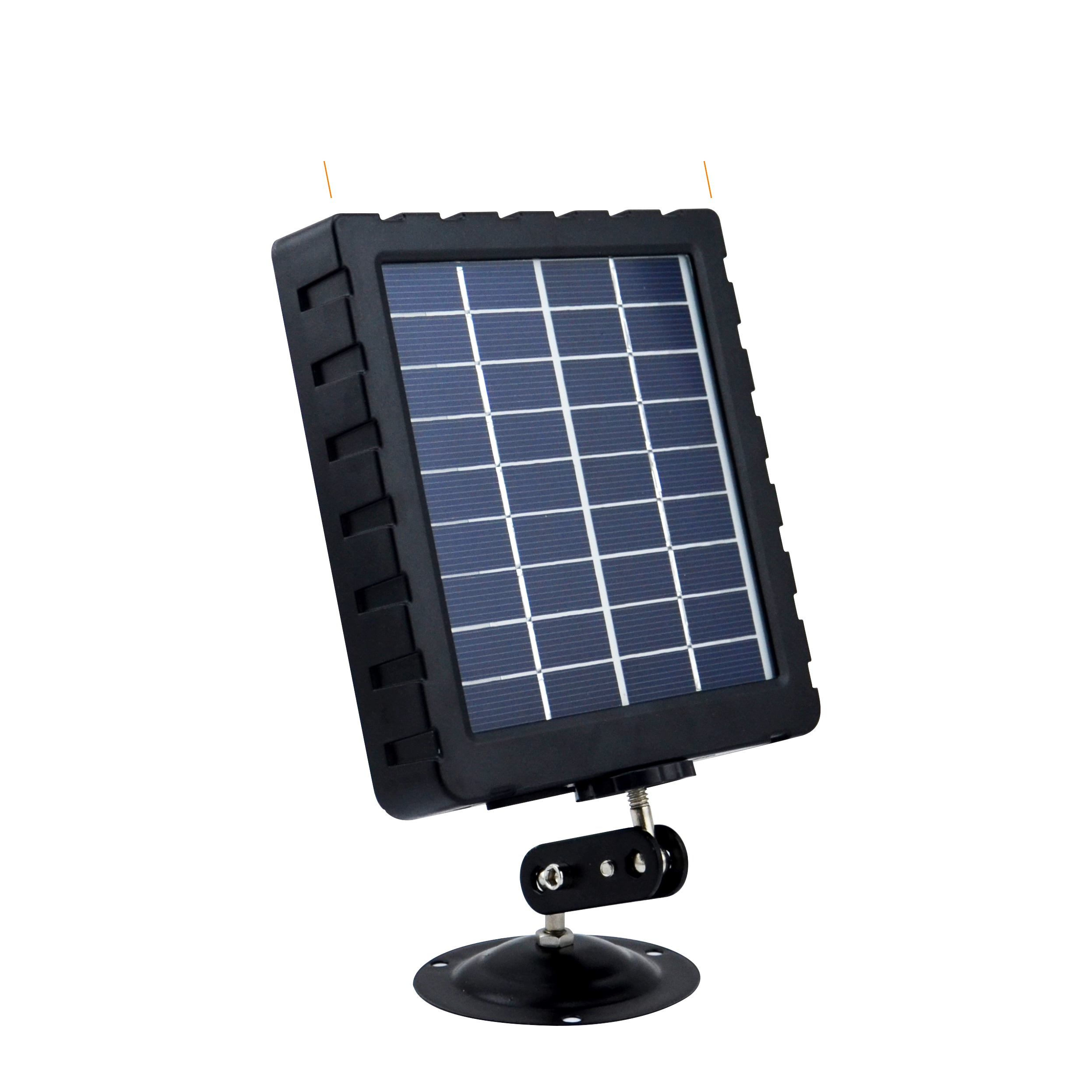 Outdoor Waterproof Solar Power Game Hunting Trail Camera Solar Charger