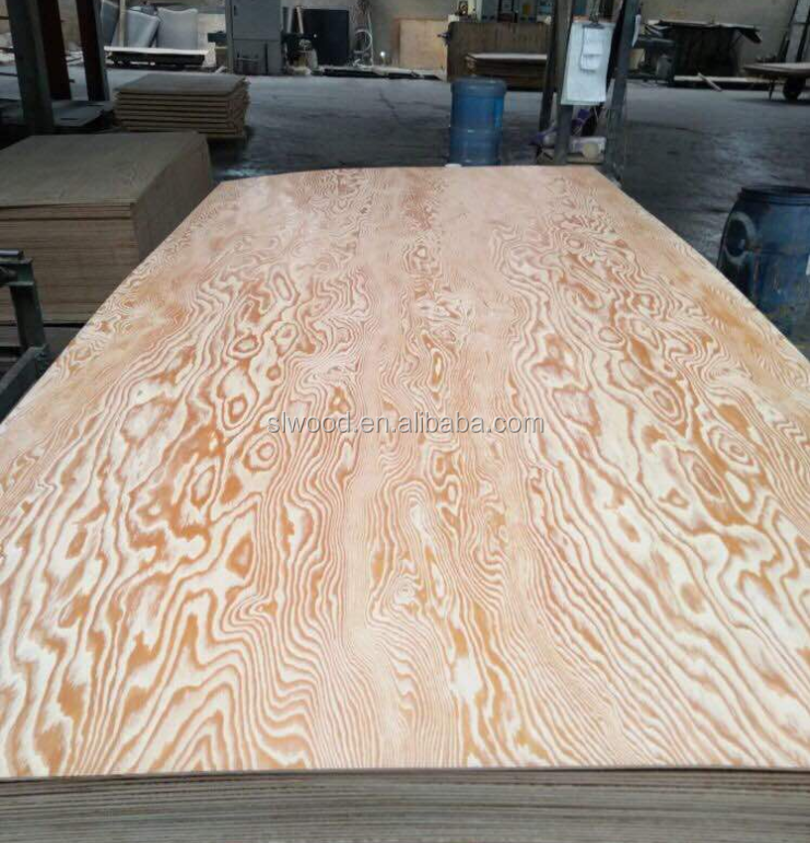 full larch pine plywood