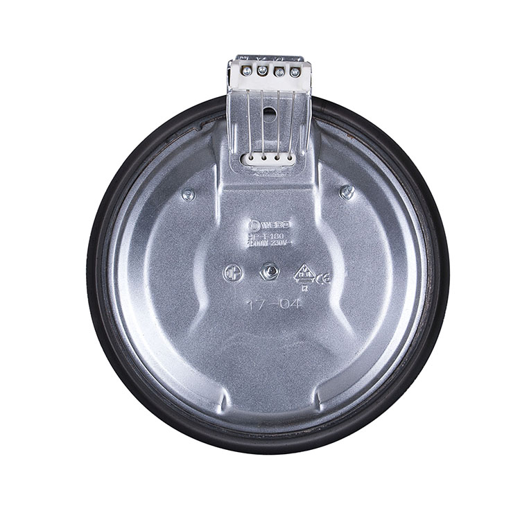 180mm EGO electronic hot plate cooker 1500W