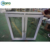 CE Temper Glass UPVC Frame French Tilt And Turn Window Supplier